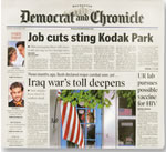 Democrat and Chronicle